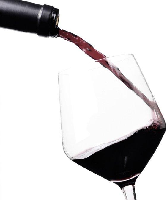 Georgische rode wijn