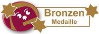 Wijngekken.nl bronzen medaille.