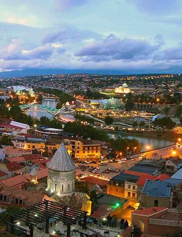 Tbilisi | Ghvino.nl