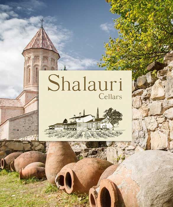 Shalauri winery
