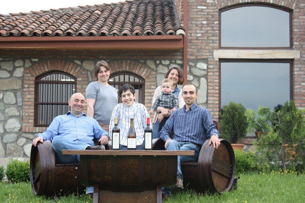Dakishvili family | Ghvino.nl