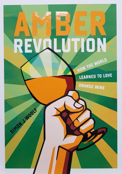 The Amber Revolution by Simon J. Woolf | Ghvino.nl