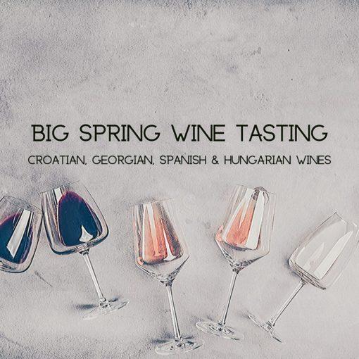 Ghvino.nl | Big spring wine tasting
