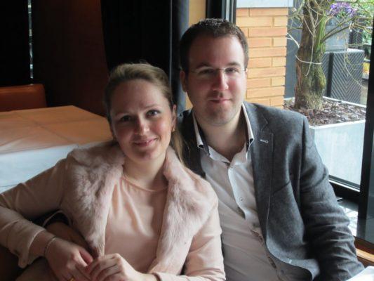 Ghvino.nl   Mana en Peter Bleeker
